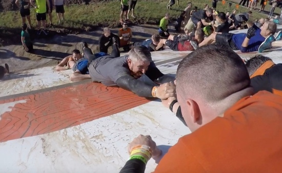 2016-10-22 - Tough Mudder Dallas