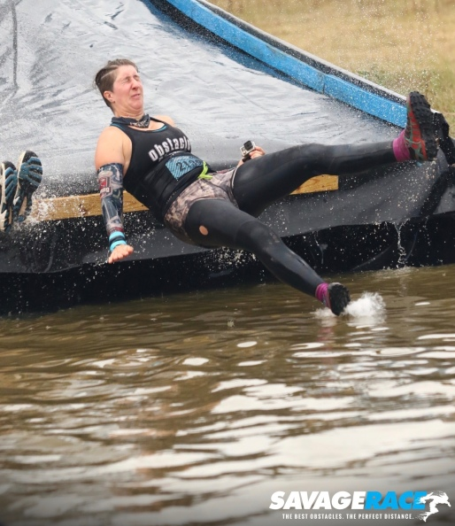 2016-11-05 - Savage Race Houston